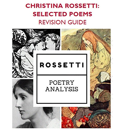 christina rossetti no thank you john essay Maude clare christina rossetti album the poems of christina g rossetti no, thank you, john 30 may 31 a pause of thought 32.