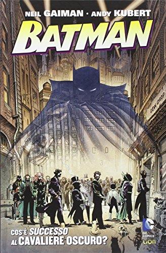 Cosa è successo al cavaliere oscuro? Batman Cosa è successo al cavaliere oscuro? Batman 618ymlGO9fL
