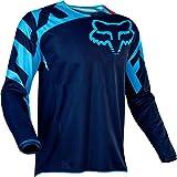 YMWL Magliette da Ciclismo da Uomo T-Shirt Manica lunga Top Abbigliamento Maglie da Ciclismo, Camicia da Mountain Bike/MTB, T