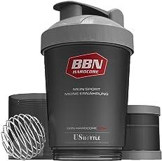 BBN Hardcore Eiweiß Shaker US Bottle 600 ml