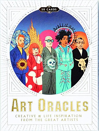 Art Oracles: Creative & Life Inspiration from the Great Artists por Katya Tylevich