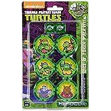 Heroclix Tortugas Ninja - Set Dados Y Contadores