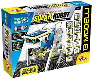 Lisciani Giochi - Scienza Hi Tech Robot 14 Modelos de energía Solar,, 73245
