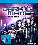 Dark Matter - Die komplette 2. Staffel [Blu-ray]