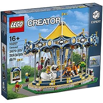 Lego - Creator Expert Giostra Carosello, 10257