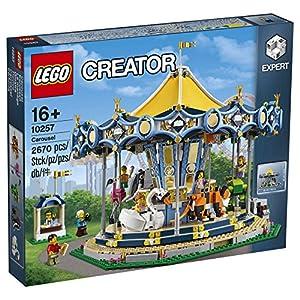 LEGO 10257 Creator Expert Giostra Carosello LEGO Creator 3-in-1 LEGO