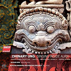 Chinary Ung: Singing Inside Aura by BMOP/sound