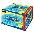 UHU Original Luftentfeuchter Nachfüllbeutel 3x450g Neutral - Verhindert Kondenswasser, Feuchtigkeit und muffige Gerüche (1er Pack) von Uhu auf TapetenShop