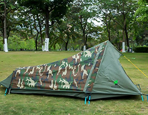 ... GEERTOP 1-Person 3-4 Season Lightweight Aluminum Pole Backpacking Bivy Tent For C&ing Outdoor Hiking. Sale & GEERTOP 1-Person 3-4 Season Lightweight Aluminum Pole Backpacking ...