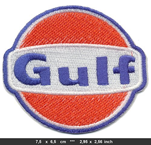 gulf-iron-sew-on-cotton-patches-racing-motor-sport-lubricants-oil-gasoline-nascar-by-rsps-embroidery