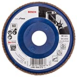Bosch - 2608608272 - Flap disc X581, Best for Inox (Pack of 10)