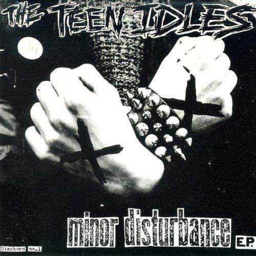 Teen Idles - Minor Threat-straight Edge