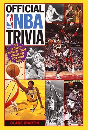 Official NBA Trivia por Clare Martin