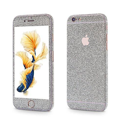 Cover Apple iPhone 6, 6s Sparkle Sticker OKCS® Adesivi Custodia