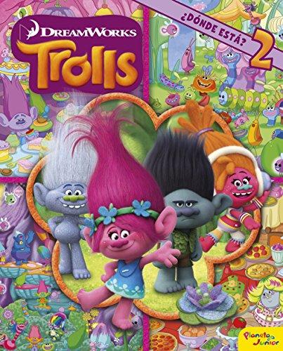 Trolls. ¿Dónde está? 2 (Dreamworks)