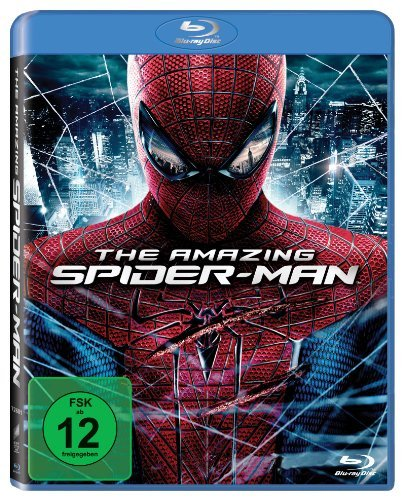 The Amazing Spider-Man [2 Blu-rays]
