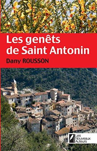 Les genêts de Saint-Antonin par Dany Rousson