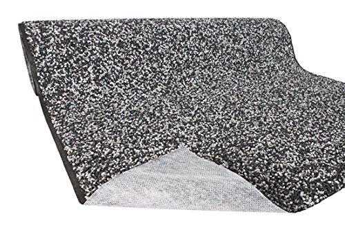 Oase Steinfolie Granit-grau - Meterware 0,40 m