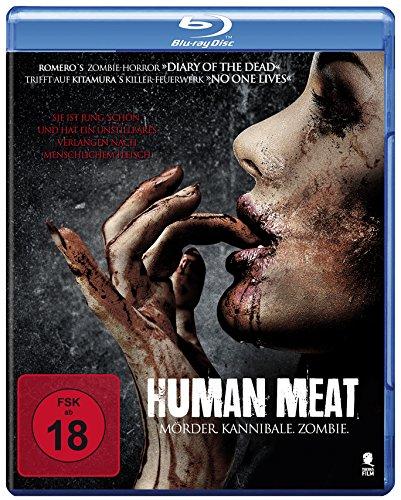 Human Meat - Mörder. Kannibale. Zombie. (Uncut) [Blu-ray]