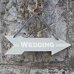 "Cartel ""Wedding"""