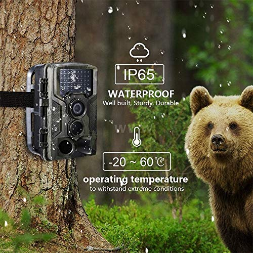 Zoom IMG-3 rtofo fotocamera caccia coolife 16mp