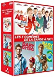 Coffret philippe lacheau 3 films : alibi.com ; babysitting 1 et 2 [Edizione: Francia]