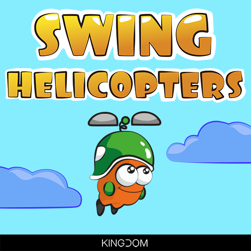 Swing Helicopters (Rope N Fly)