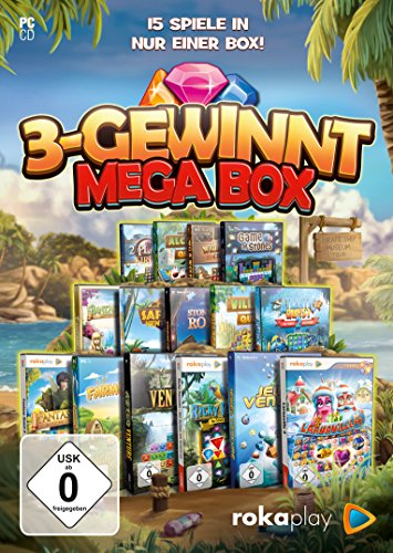 rokaplay - 3-Gewinnt Mega Box [PC]