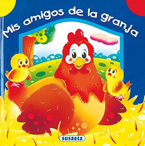 Mis amigos de la granja (Mis Amigos Pop Up) por Equipo Susaeta