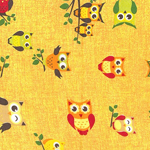 kamaca-shop-tovaglia-della-serie-crazy-owls-con-allegri-gufetti-misure-e-colori-a-scelta-pregiato-te