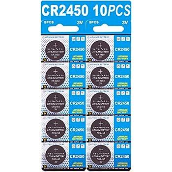 VertrauenswüRdig Knopfbatterien 3v Lithium Varta Cr2450 Im Blister Sonstige