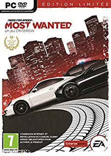 Need for Speed : most wanted - édition limitée (B0088XLFY6) | Amazon price tracker / tracking, Amazon price history charts, Amazon price watches, Amazon price drop alerts