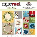 Misc Me Pocket Squares Journaling Cards 96/Pkg-Dear Santa