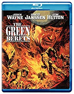 The Green Berets [Blu-ray] [1968] [Region Free]