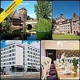 Viaje faros–3días FRANKEN Vive en acomhotel Nürnberg * * * S–cupones kurzreise Viajes viaje regalo