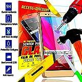 *** INCASSABLE *** FILM PROTECTION Ecran HUAWEI HONOR 5X Verre Trempé filtre protecteur d'écran INVISIBLE & INRAYABLE vitre pour Smartphone Huaweï Honor 5 X en argent gris or blanc dual sim lcd 5.5 4G