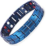 JoyeWe Bracelet's Magnetic Healing Therapy Medical energy bracelet multiplied by a magnet and germanium stone to get rid of e