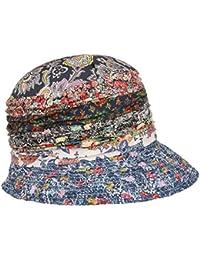Cappello Cloche Cotton Patchwork GREVI cappello di tessuto cappello estivo  cappello da donna 16a25c43c192