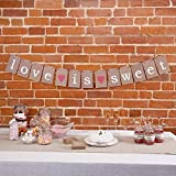 Just My Type Candy Buffet Bunting