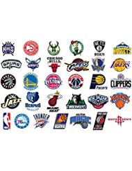 Pack 31 NBA autocollants