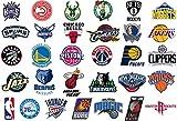 31 NBA Aufkleber