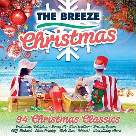 The Breeze Christmas, (2xcd)The Pogues, Stan Walker, Michael Buble,Britney Spears,The Pointer Sisters..... (Pointer Sisters Cd)