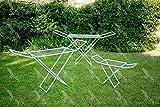 Wäscheständer 1 Over Maxi +1 Over Mini + 1 Over Baby. Beständig und Harzprodukte.ideal für Indoor-und Outdoor