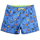MaaMgic Baby Badehose Fisch