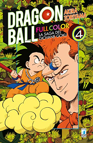 scaricare ebook gratis Dragon Ball full color. La saga del giovane Goku: 4 PDF Epub
