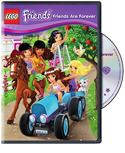 Lego Friends: Friends Are Forever / (Full Ecoa) [DVD] [Region 1] [NTSC]...