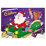 Cadbury Medium Santa Selection, 169 g, Pack of 8