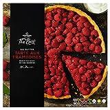 Morrisons The Best Tarte Aux Framboises, 430g (Frozen)