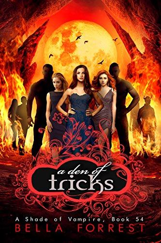 A Shade of Vampire 54: A Den of Tricks
