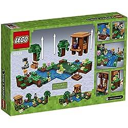 Lego Minecraft 21133 - La Capanna della Strega